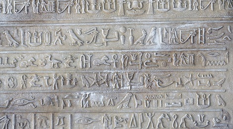 Hieroglyph historic periods